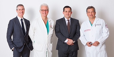 Weill Cornell Neurosurgeons Specializing in Concussion and Brain Injury