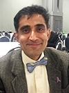 Nitin Sethi, director of the Weill Cornell Medicine Concussion Clinic, is a renowned expert on sports injuries